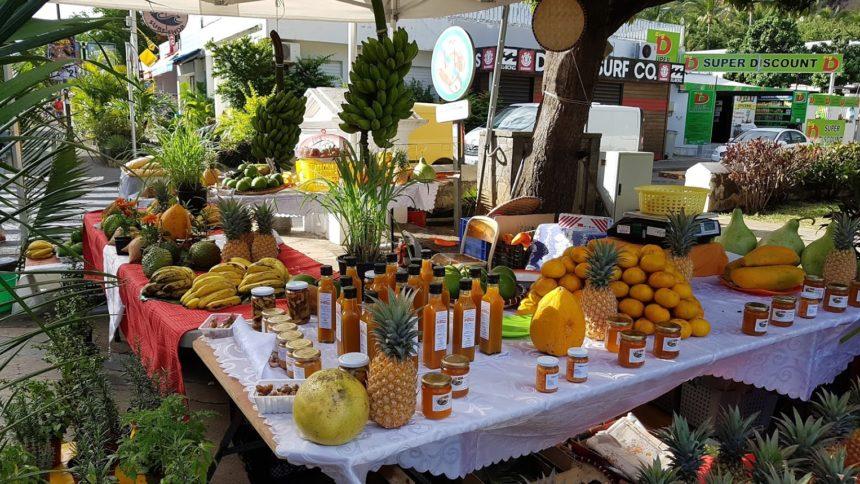 Fruits et saveurs pays